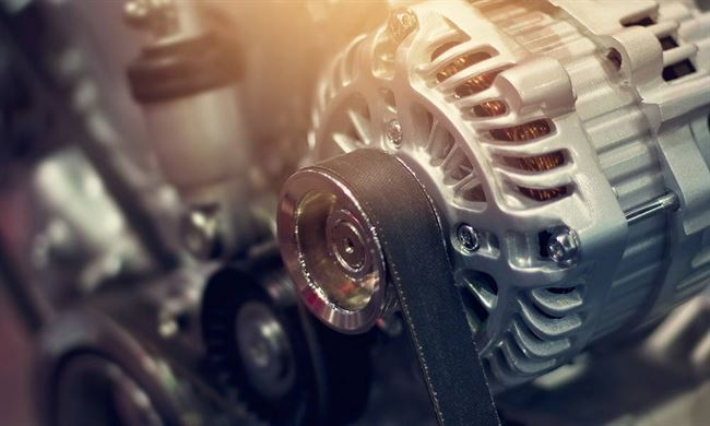 Поломка генератора в машине